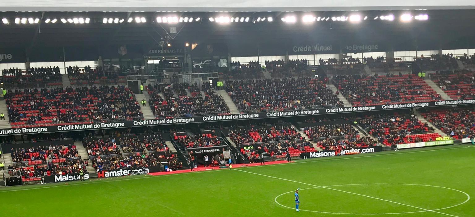 Les Maisons Hamster de retour au Stade Rennais !