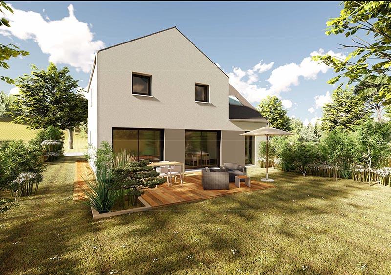 Ambition, maison traditionnelle Maison traditionnelle