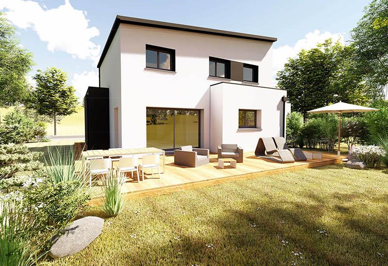 Privilège, maison traditionnelle Maison contemporaine
