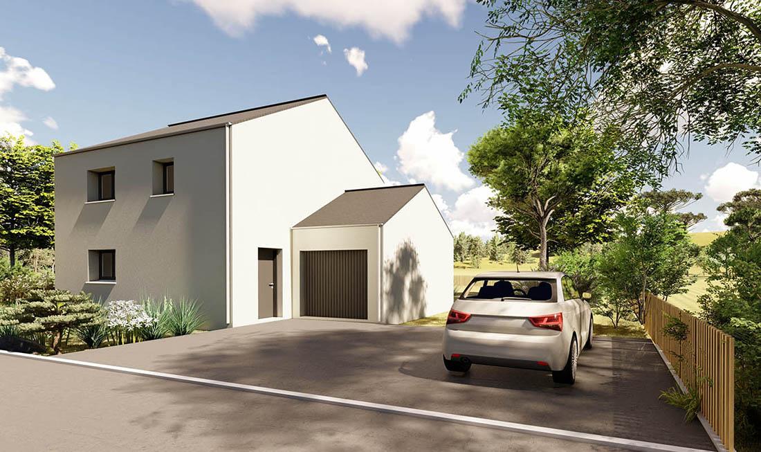 MTDC2018112102 Maison traditionnelle