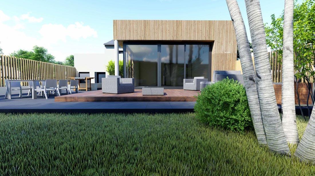 MTDC2018112201 Maison contemporaine