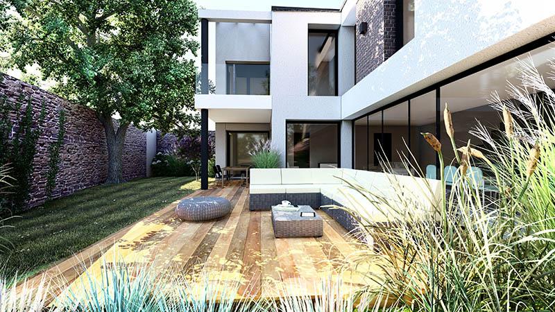 MT2018112101 Maison contemporaine