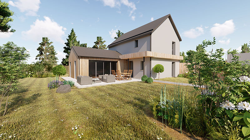 MTDC2018112101 Maison traditionnelle